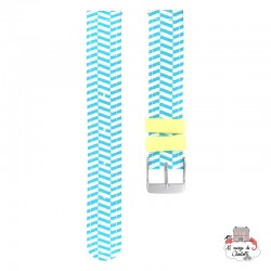 Twistiti Strap - Ocean - TWI0014 - Twistiti - Watches - Le Nuage de Charlotte