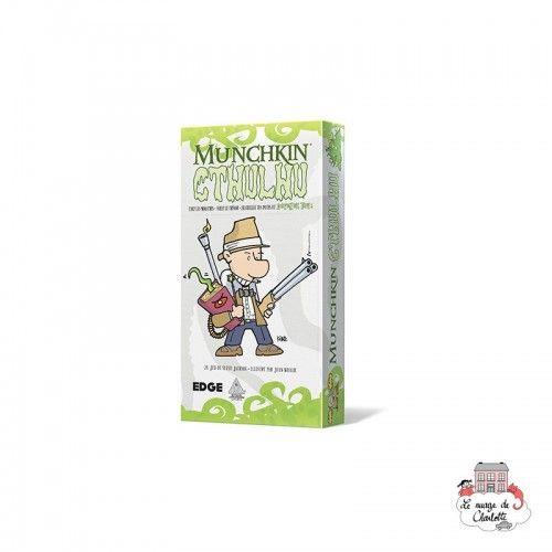 Munchkin Cthulhu - EDG-EDGCM01DP - Edge - Board Games - Le Nuage de Charlotte