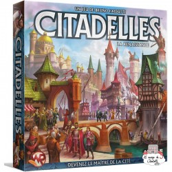 Citadelles - 4th Edition - EDG-EDGCTD02 - Edge - Board Games - Le Nuage de Charlotte