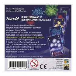 Hanabi - COG0003 - Cocktail Games - for the older - Le Nuage de Charlotte