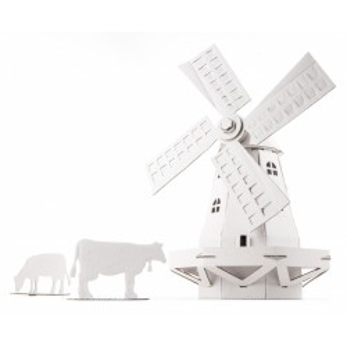 Windmill (white)