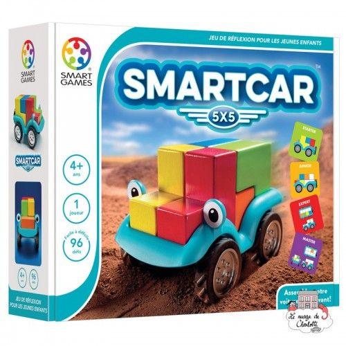 Smartcar 5x5 - SMT-SG018FR - Smart - Logic Games - Le Nuage de Charlotte