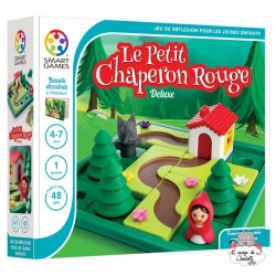 Little Red Riding Hood Deluxe - SMT-SG021FR - Smart - Logic Games - Le Nuage de Charlotte