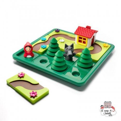 Little Red Riding Hood Deluxe - SMT0002 - Smart - Logic Games - Le Nuage de Charlotte