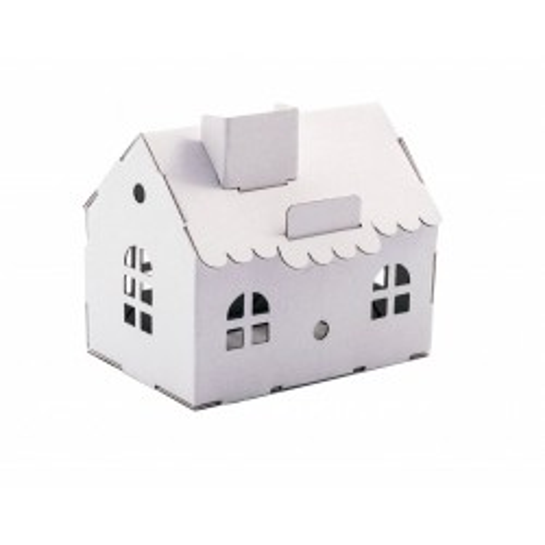 House Money Box (white)