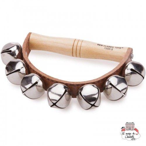 Handle Bells - 7 Bells - NCT-10114 - New Classic Toys - Musical Instruments - Le Nuage de Charlotte