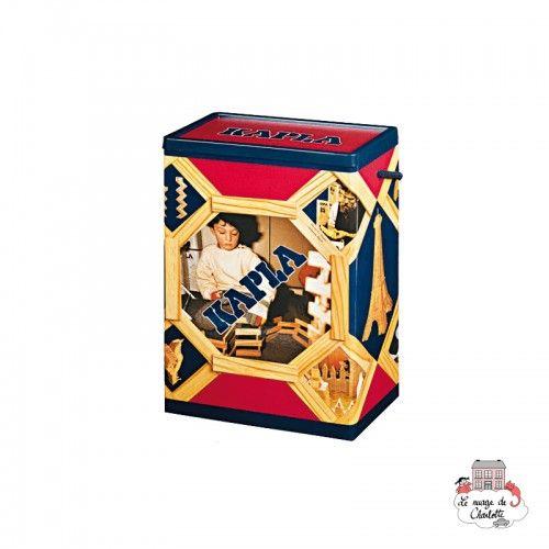Kapla Nature 200 Box - KAP-K1 - Kapla - Wooden blocks and boards - Le Nuage de Charlotte