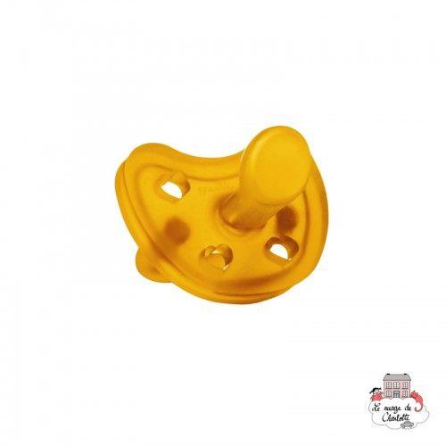 Natural Rubber Pacifier 0+ - Orthodontic - EVK0002 - EcoViking - Pacifier - Le Nuage de Charlotte