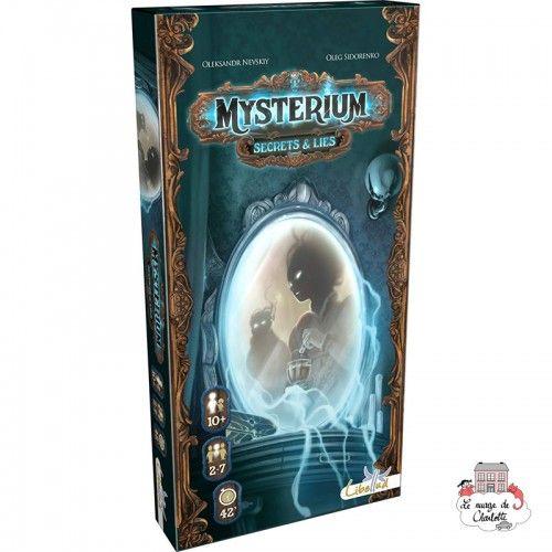 Mysterium - Exp. Secrets & Lies - LIB0006 - Libellud - for the older - Le Nuage de Charlotte