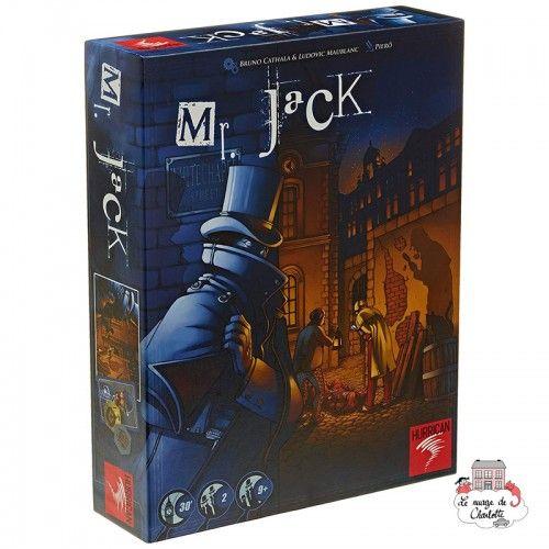 Mr. Jack - HUR-760020 - Hurrican - Jeux de société - Le Nuage de Charlotte