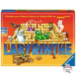 Labyrinth - RAV0019 - Ravensburger - for the older - Le Nuage de Charlotte