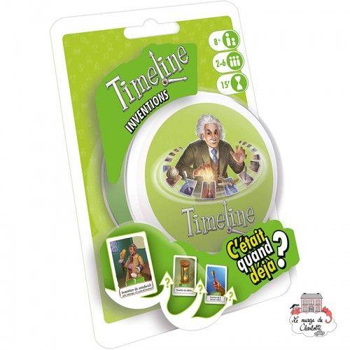 Timeline Inventions - ZYG0009 - Zygomatic - for the older - Le Nuage de Charlotte