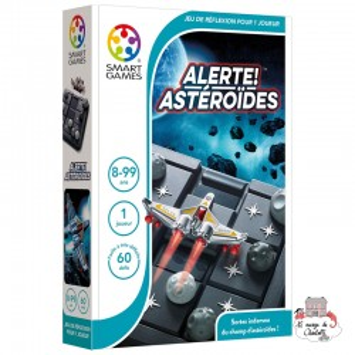 Asteroid Espace - SMT0033 - Smart - Logic Games - Le Nuage de Charlotte