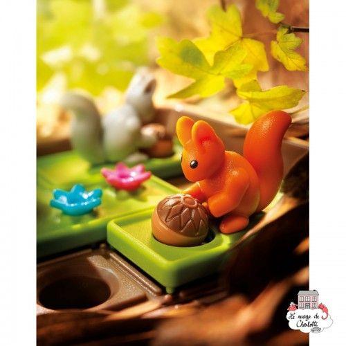 Squirrels Go Nuts! - SMT0032 - Smart - Logic Games - Le Nuage de Charlotte