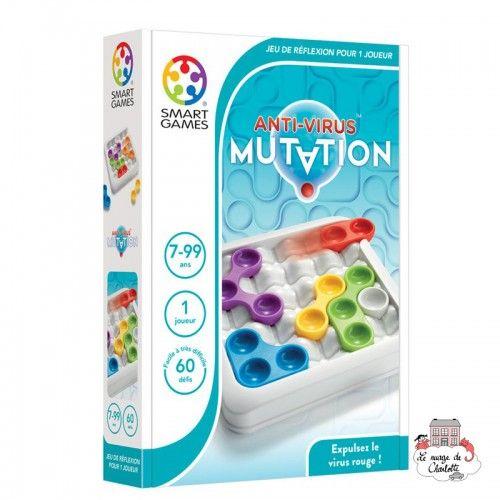 Smart Anti-Virus Mutation