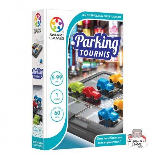 Parking Puzzler - SMT0029 - Smart - Logic Games - Le Nuage de Charlotte