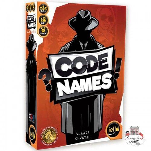 CodeNames - IEL-51285 - Iello - Jeux de société - Le Nuage de Charlotte
