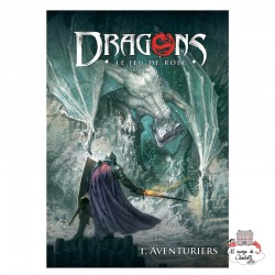Dragons 5th edition - 1. Adventurers - Basic Book - SAG-AGADRA-LDB - Studio Agate - Role-Playing Games - Le Nuage de Charlotte