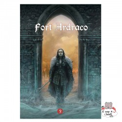 Dragons 5th edition - Fort Ardraco - SAG0002 - Studio Agate - Role-Playing Games - Le Nuage de Charlotte