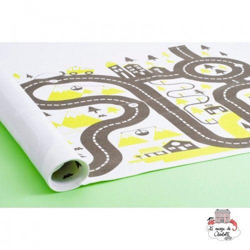 Playmat Country Driver - LJL0001 - Les Jouets Libres - Garages and accessories - Le Nuage de Charlotte