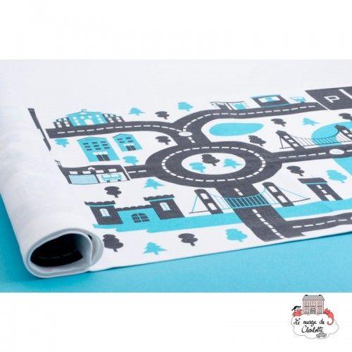 Playmat City Driver - LJL0002 - Les Jouets Libres - Garages and accessories - Le Nuage de Charlotte