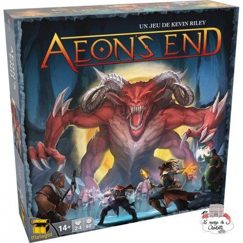 Aeon's End - MAT0001 - Matagot - for the older - Le Nuage de Charlotte