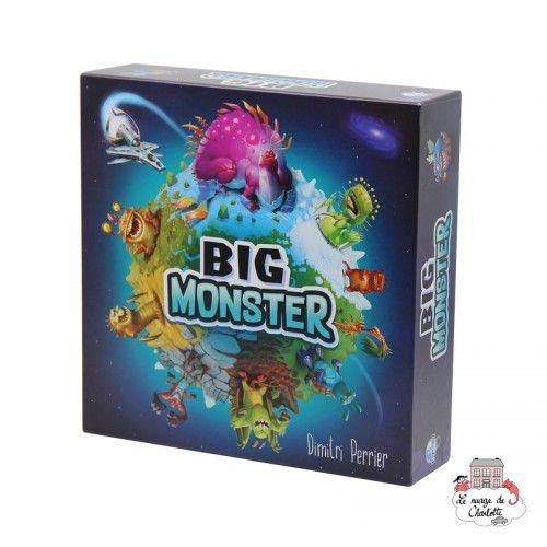 Big Monster - EX8-191216 - Explor8 - Jeux de société - Le Nuage de Charlotte