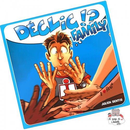 Déclic!? Family - FER-7330089 - Ferti - Board Games - Le Nuage de Charlotte