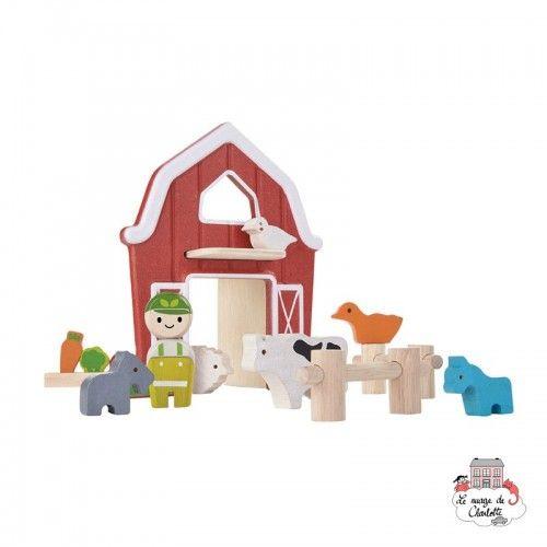 Farm - PLT-6618 - PlanToys - Figures and accessories - Le Nuage de Charlotte