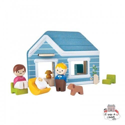 Home - PLT-6617 - PlanToys - Figures and accessories - Le Nuage de Charlotte