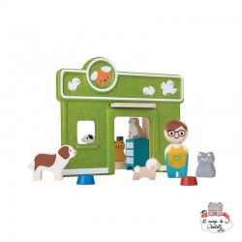 Pet Care - PLT-6616 - PlanToys - Figures and accessories - Le Nuage de Charlotte