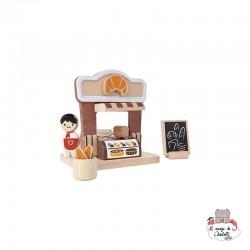 The Bakery - PLT-6615 - PlanToys - Figures and accessories - Le Nuage de Charlotte
