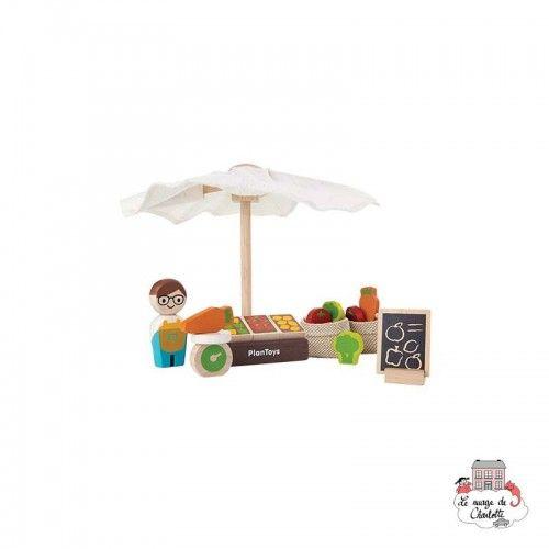 Market - PLT-6613 - PlanToys - Figures and accessories - Le Nuage de Charlotte