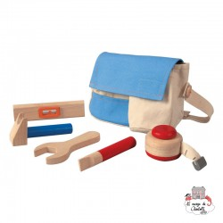 Tool Belt - PLT-3462 - PlanToys - DIY and Gardening - Le Nuage de Charlotte