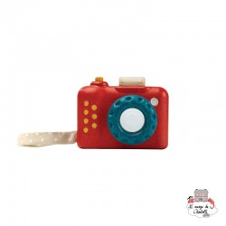 My First Camera - PLT-5633 - PlanToys - For doing like the grown-ups - Le Nuage de Charlotte