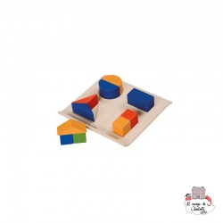 Fraction Fun - PLT-5648 - PlanToys - Activity Toys - Le Nuage de Charlotte