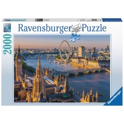 Atmospheric London - RAV-166275 - Ravensburger - 2000 pieces - Le Nuage de Charlotte