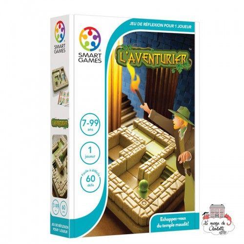 Temple Trap - SMT0020 - Smart - Logic Games - Le Nuage de Charlotte