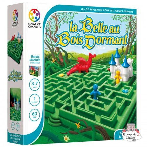 La Belle au Bois Dormant - SMT0038 - Smart - Jeux de logique - Le Nuage de Charlotte