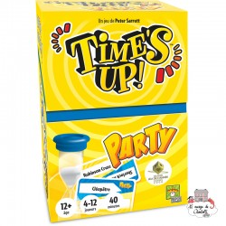 Time's Up Party - version yellow - REP0010 - Repos Production - for the older - Le Nuage de Charlotte