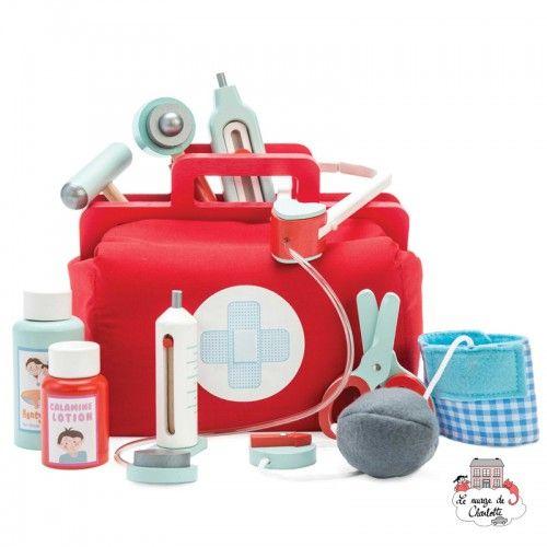 Doctor's Set - LTV0029 - Le Toy Van - For doing like the grown-ups - Le Nuage de Charlotte
