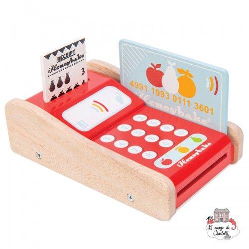 Card Machine - LTV-TV320 - Le Toy Van - Shop - Le Nuage de Charlotte