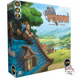 Little Town - IEL0006 - Iello - for the older - Le Nuage de Charlotte