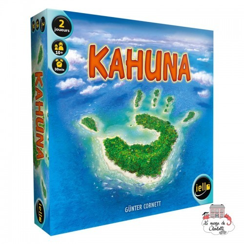 Kahuna - IEL0008 - Iello - for the older - Le Nuage de Charlotte