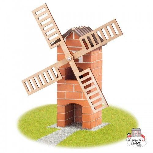 Teifoc Windmill - TEI-4040 - Teifoc - Clay Bricks - Le Nuage de Charlotte