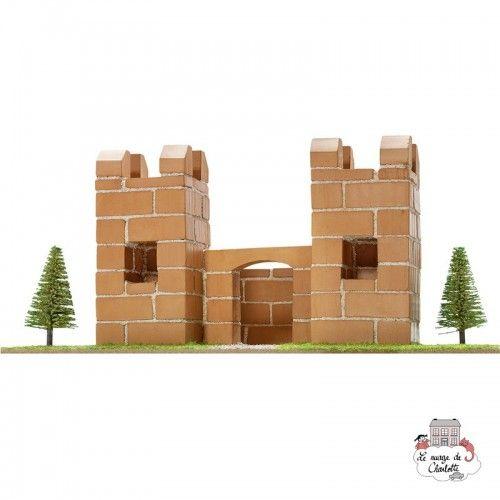 Teifoc Castle - TEI-55 - Teifoc - Clay Bricks - Le Nuage de Charlotte