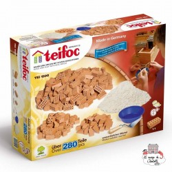 Teifoc Huge Supplement Set - TEI-1500 - Teifoc - Clay Bricks - Le Nuage de Charlotte