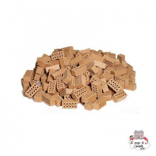 Teifoc Grand supplément de brique - TEI-1500 - Teifoc - Briques en terre cuite - Le Nuage de Charlotte
