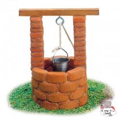 Teifoc Waterwell - TEI-1065 - Teifoc - Clay Bricks - Le Nuage de Charlotte