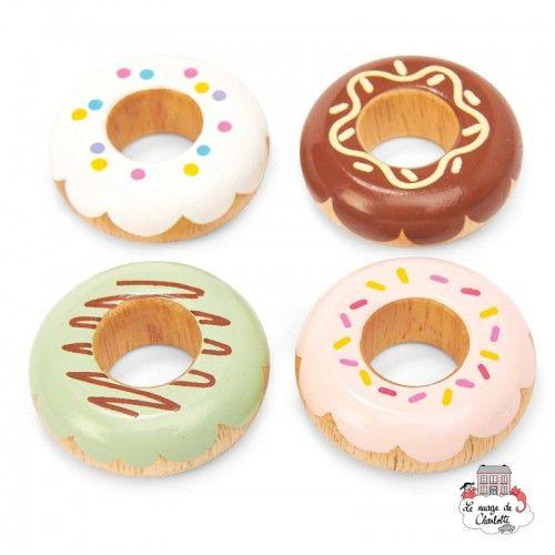 Doughnuts - LTV-TV332 - Le Toy Van - Shop - Le Nuage de Charlotte